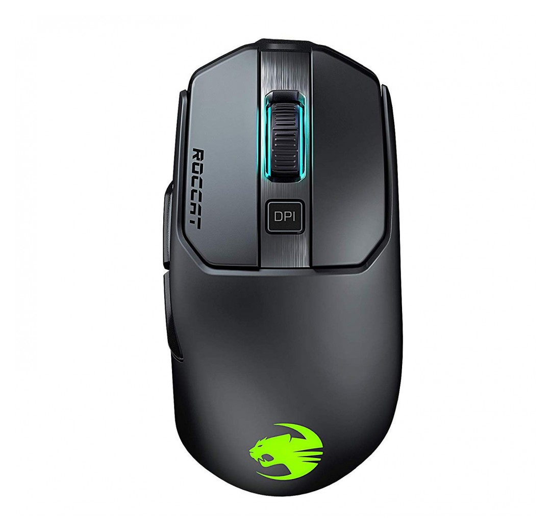 Roccat Kain 200 AIMO RGB Gaming Mouse Black