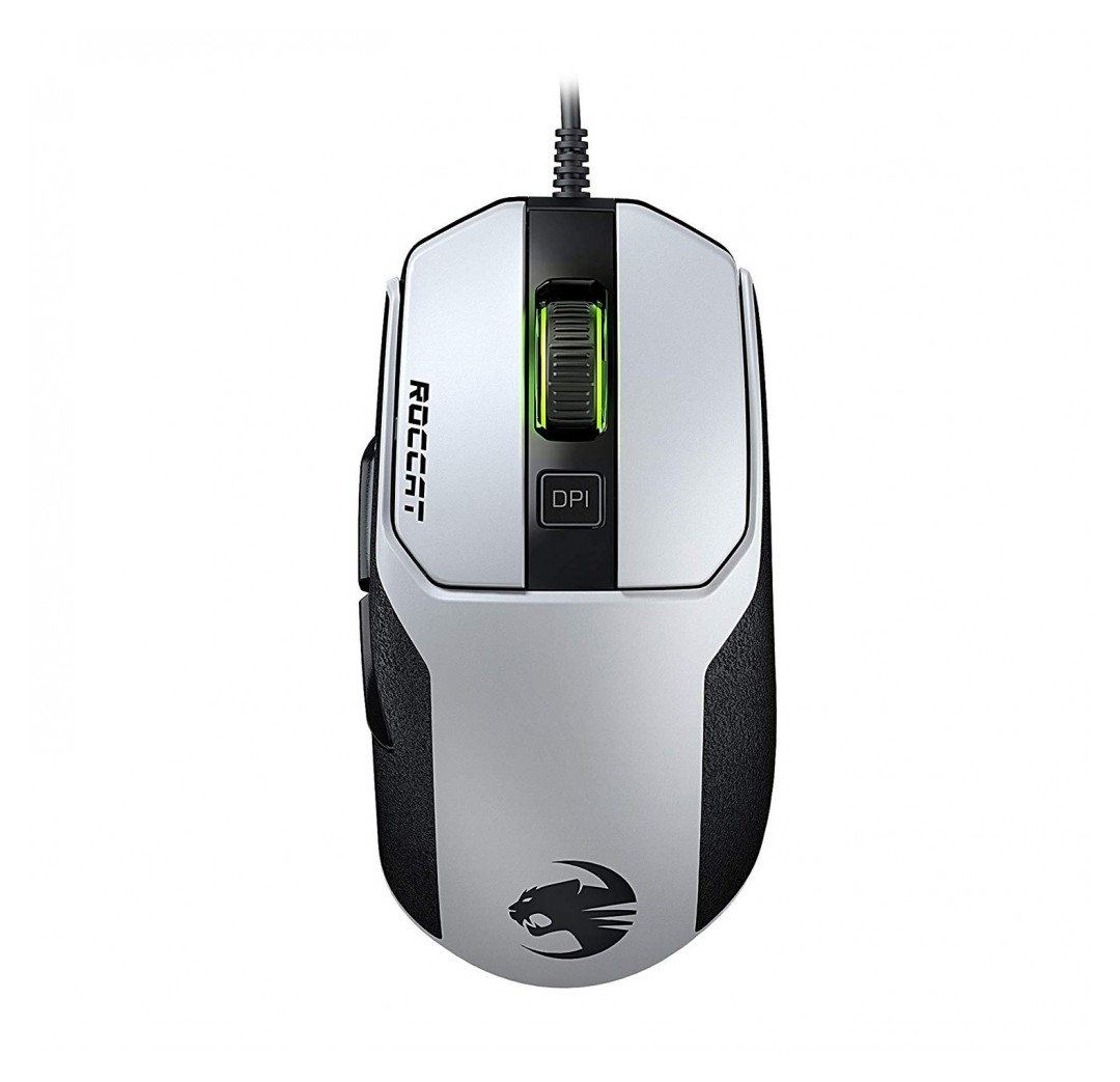 Roccat Kain 102 AIMO RGB Gaming Mouse White
