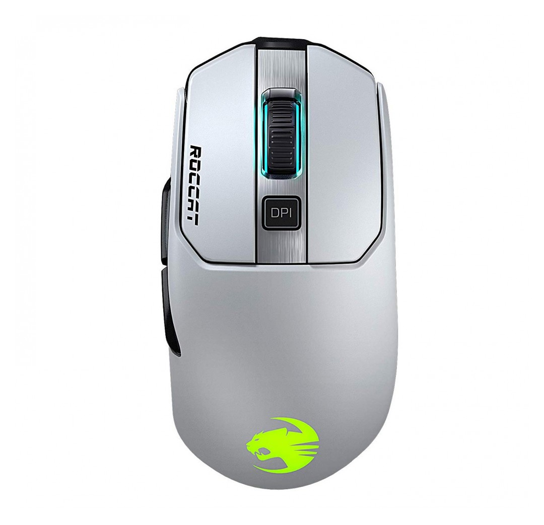Roccat Kain 202 AIMO RGB Gaming Mouse White