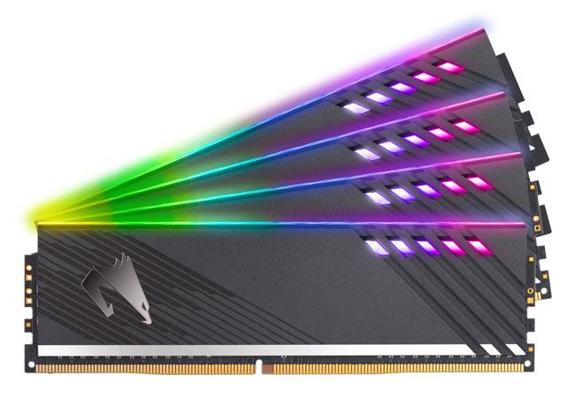 Gigabyte AORUS RGB AR36C18S8K2HU416RD 16GB (2x8GB) DDR4