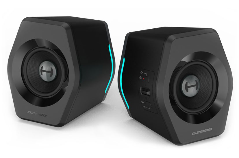 Edifier G2000 2.0 Bluetooth RGB Gaming Speakers