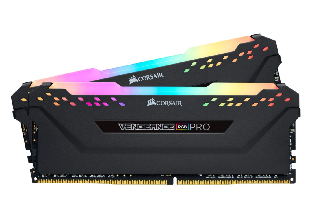 Corsair Vengeance RGB Pro 32GB (2x16GB) 3200MHz CL16 DDR4