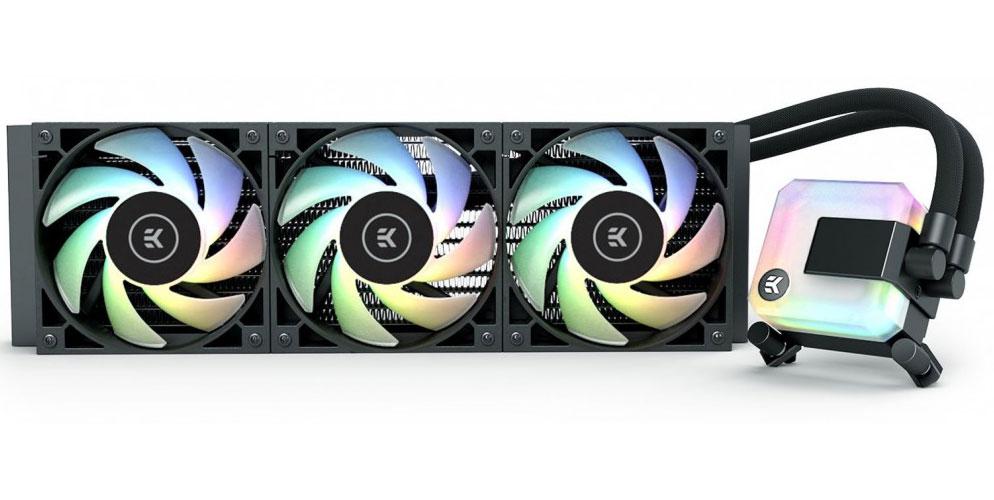 EK Waterblocks AIO Liquid CPU Cooler 360mm D-RGB