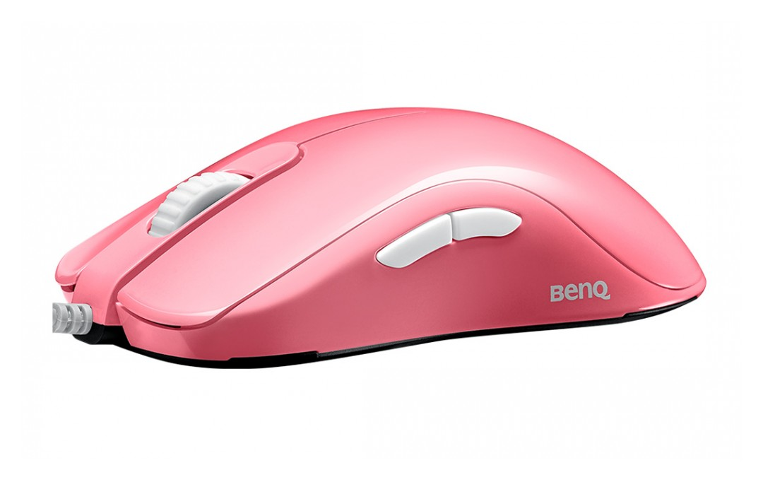 Zowie FK1+ Gaming Mouse Divina Pink