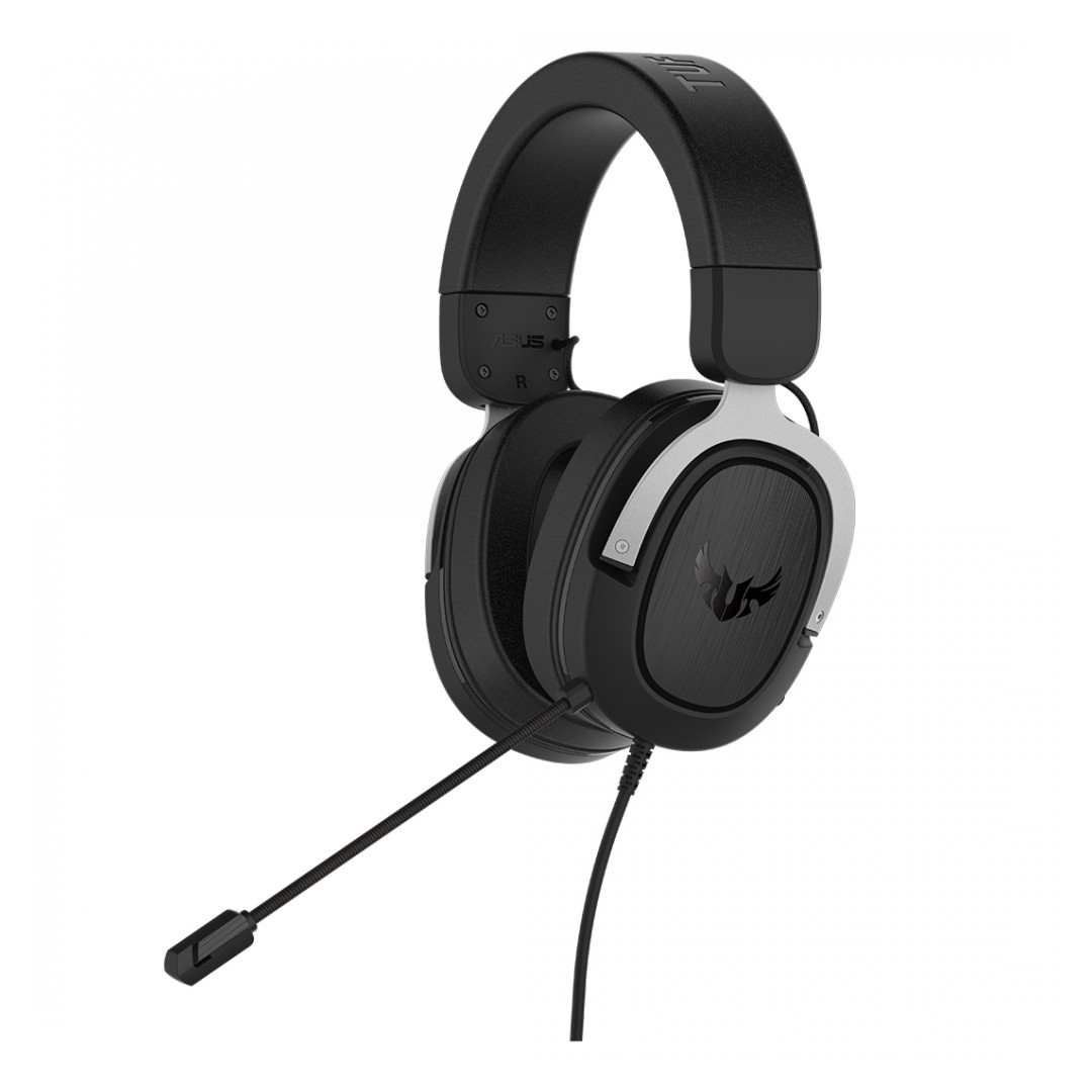 ASUS TUF H3 Gaming Headset Silver