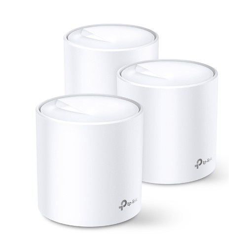 TP-Link Deco X20 AX1800 Whole Home Mesh WiFi System 3 Pack