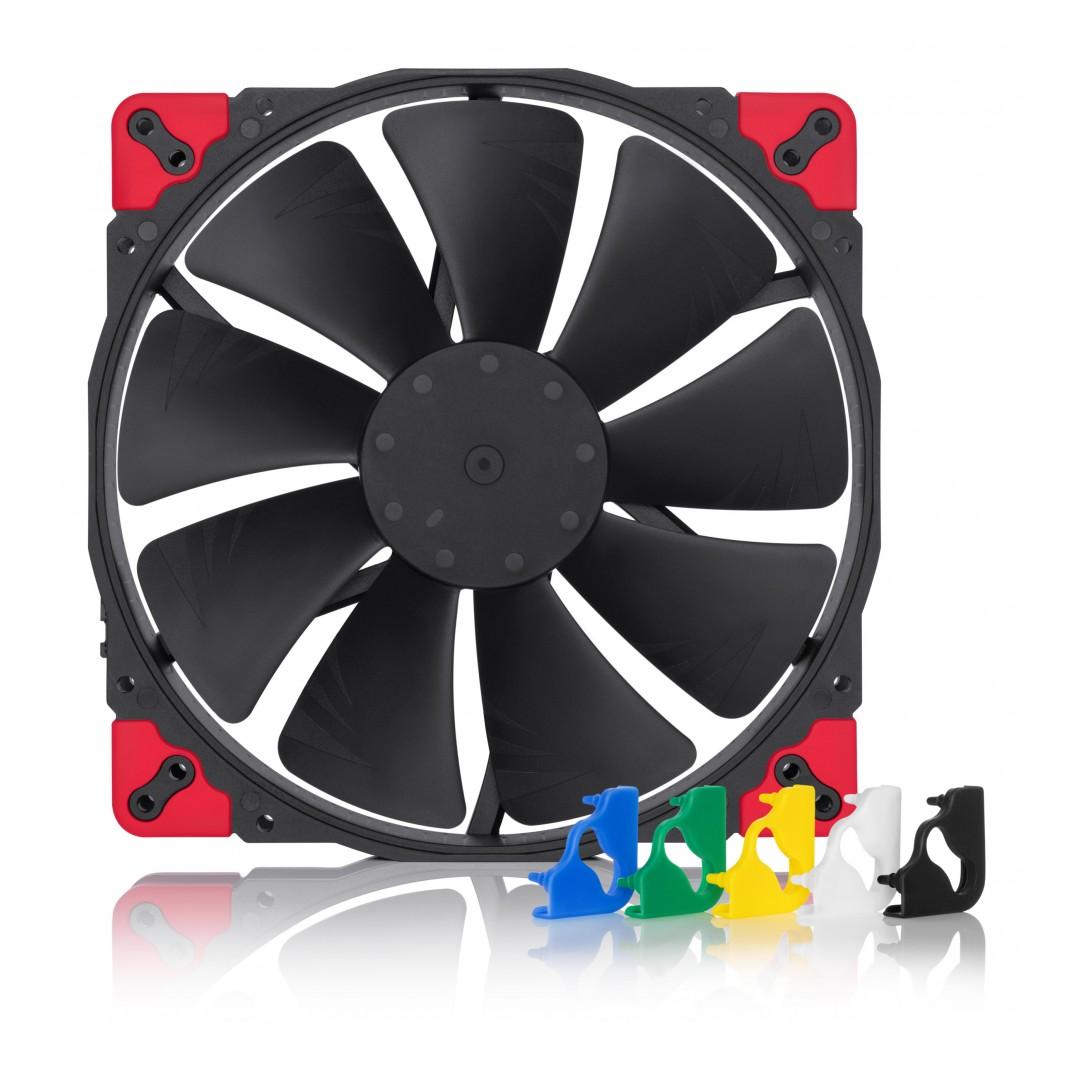 Noctua NF-A20 200mm PWM 800RPM Chromax Fan