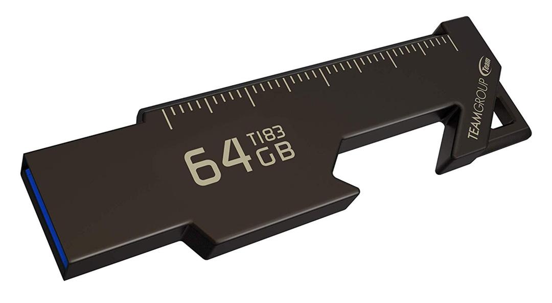 Team Group T183 USB 3.1 Flash Drive 64GB