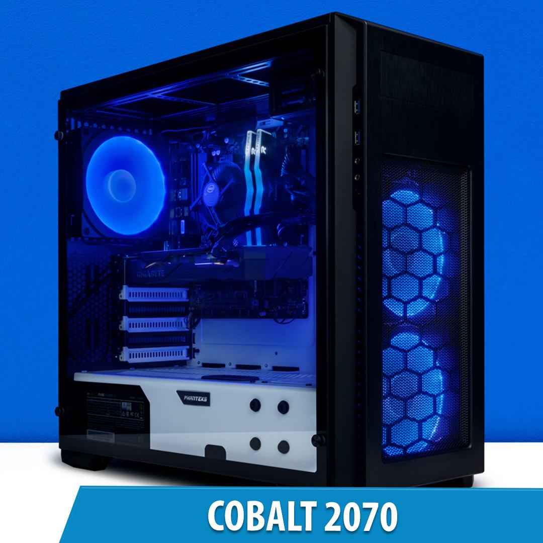 PCCG Cobalt 2070 Gaming System