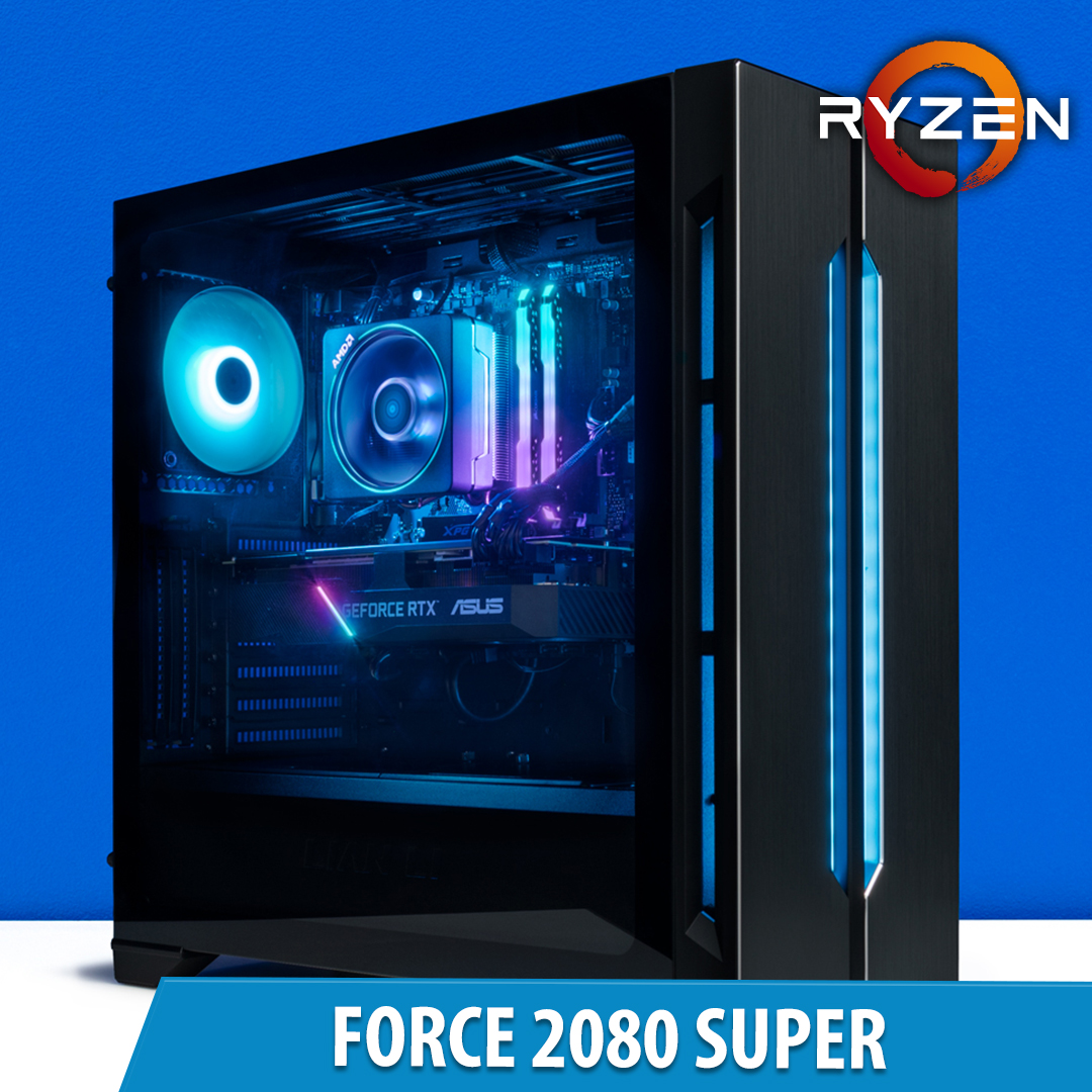 PCCG Force 2080 Super Gaming System