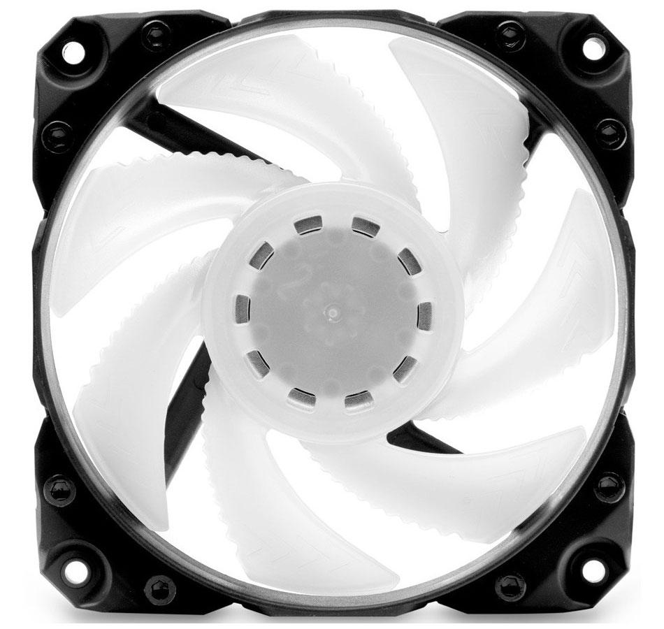 EK Vardar X3M 120ER D-RGB 120mm Fan Black