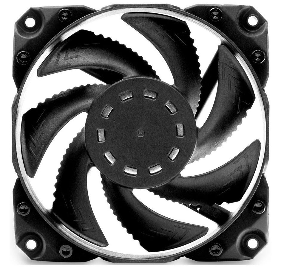 EK Vardar X3M 120ER 120mm Fan Black