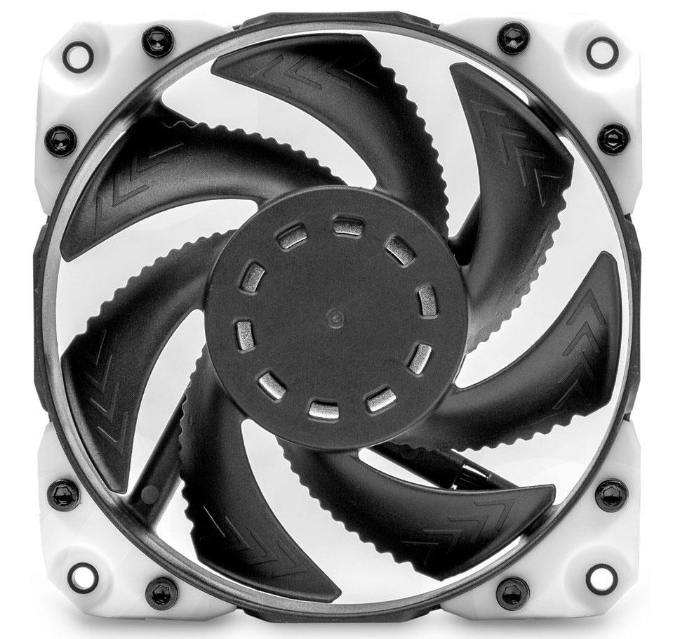 EK Vardar X3M 120ER 120mm Fan White
