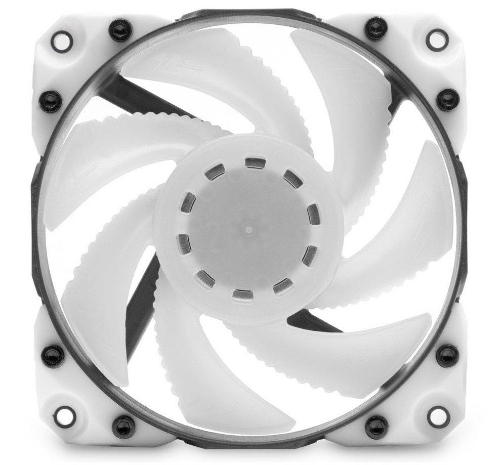 EK Vardar X3M 120ER D-RGB 120mm Fan White