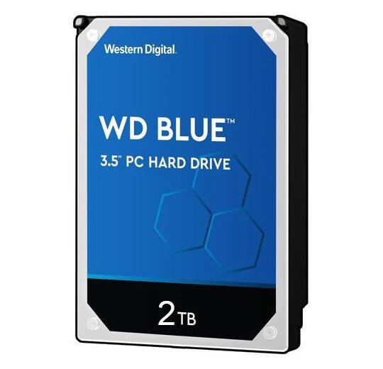 Western Digital WD Blue 2TB WD20EZAZ 3.5in Hard Drive