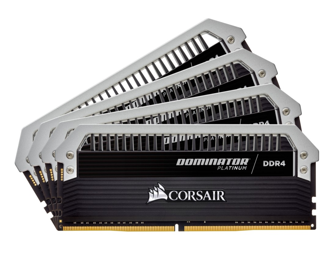Corsair Dominator Platinum 64GB (4x16GB) 3200Mhz CL16 DDR4
