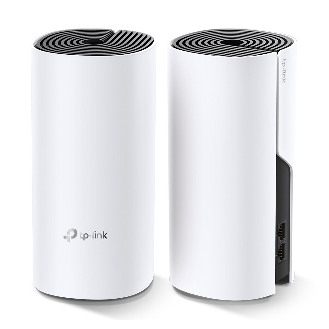 TP-Link Deco M4 Mesh Whole Home WiFi Router 2 Pack
