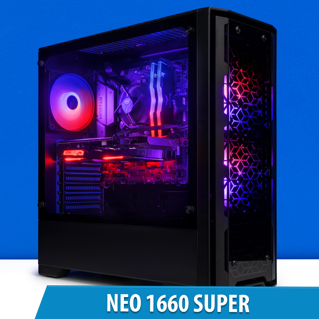 PCCG Neo 1660 Super Gaming System