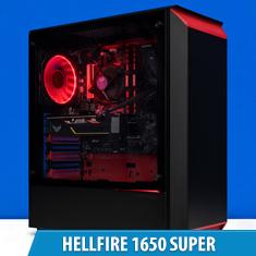 PCCG Hellfire 1650 Super Gaming System