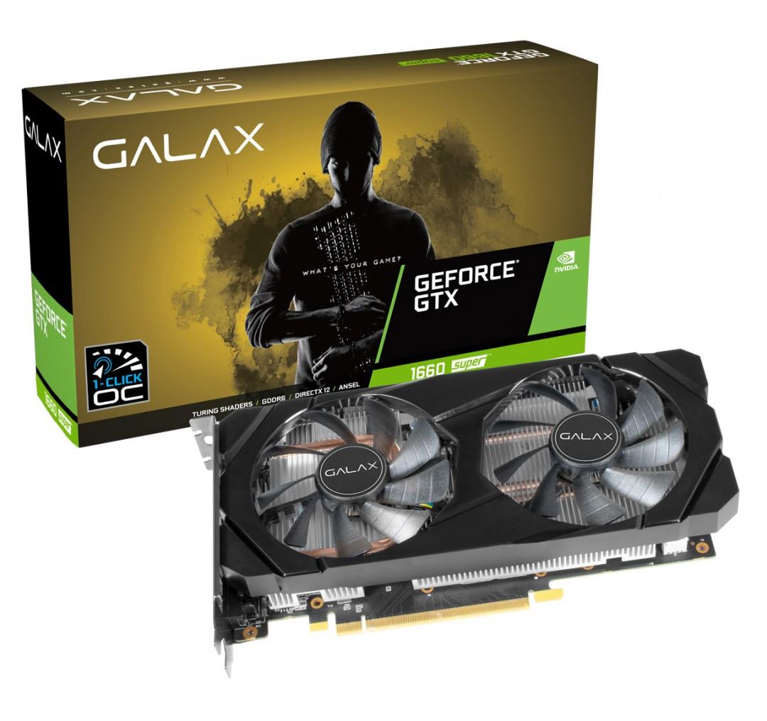 Galax GeForce GTX 1660 Super OC 6GB
