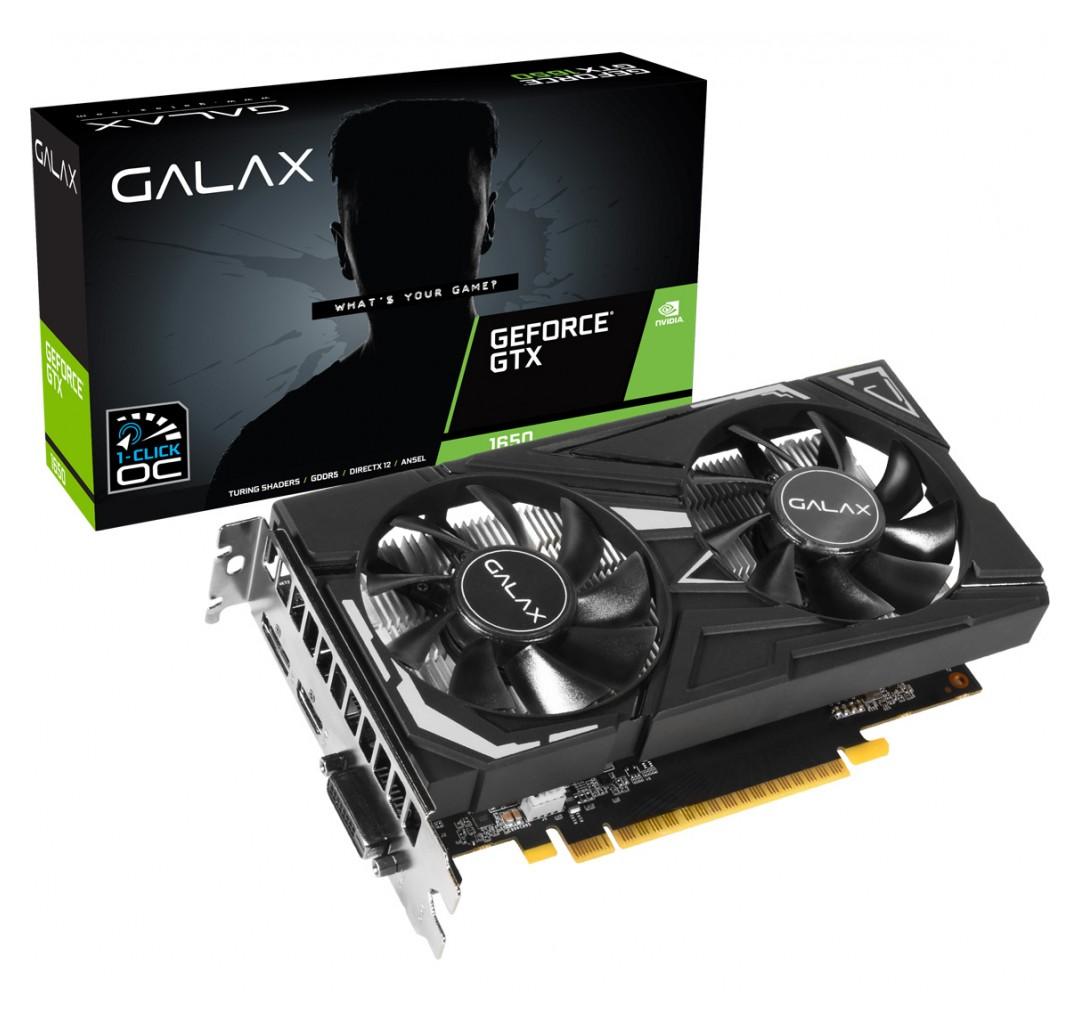 Galax GeForce GTX 1650 EX OC 4GB