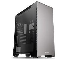 Thermaltake A500 Aluminium TG Edition Mid Tower Chassis