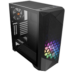 Thermaltake Commander G33 TG ARGB Mid Tower Chassis