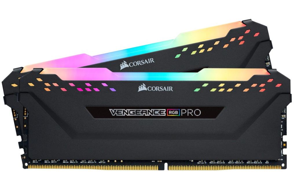 Corsair Vengeance RGB Pro 32GB (2x16GB) 3600MHz CL18 DDR4