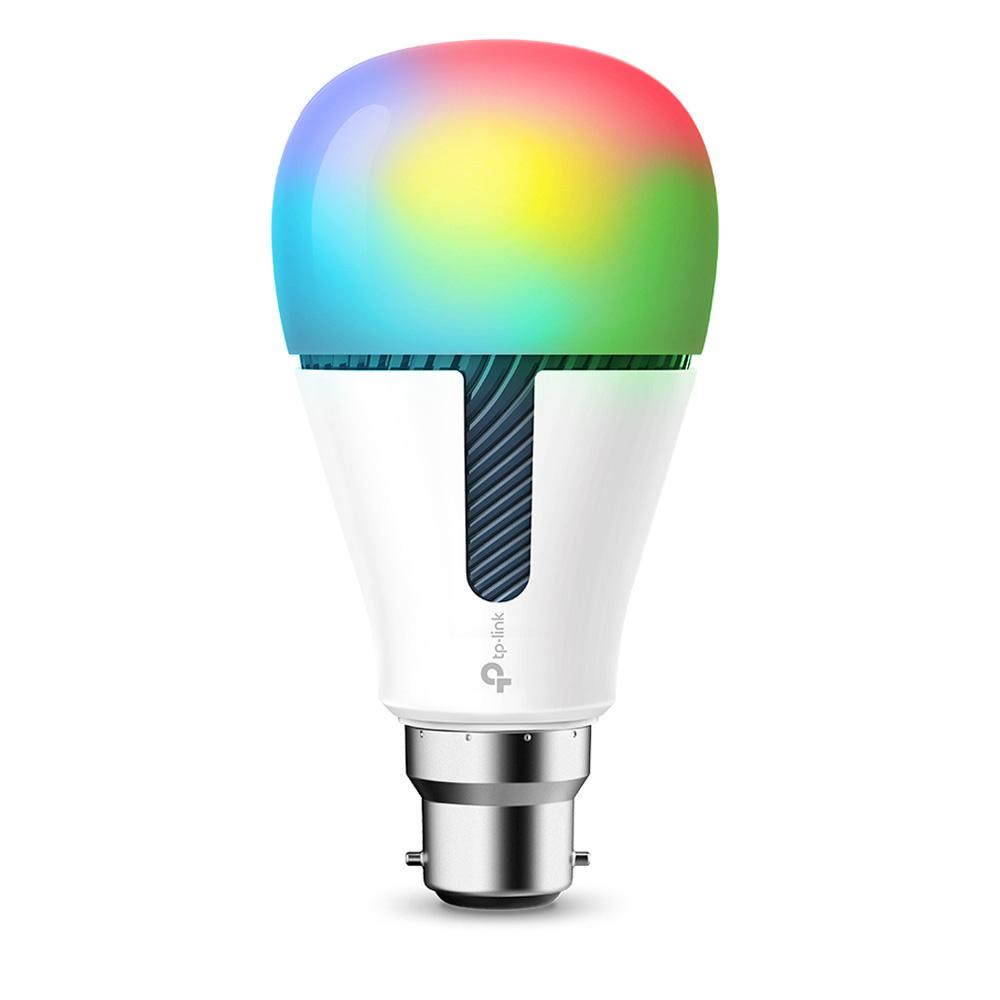TP-Link Kasa Smart Light Bulb RGB Dimmable Bayonet Cap