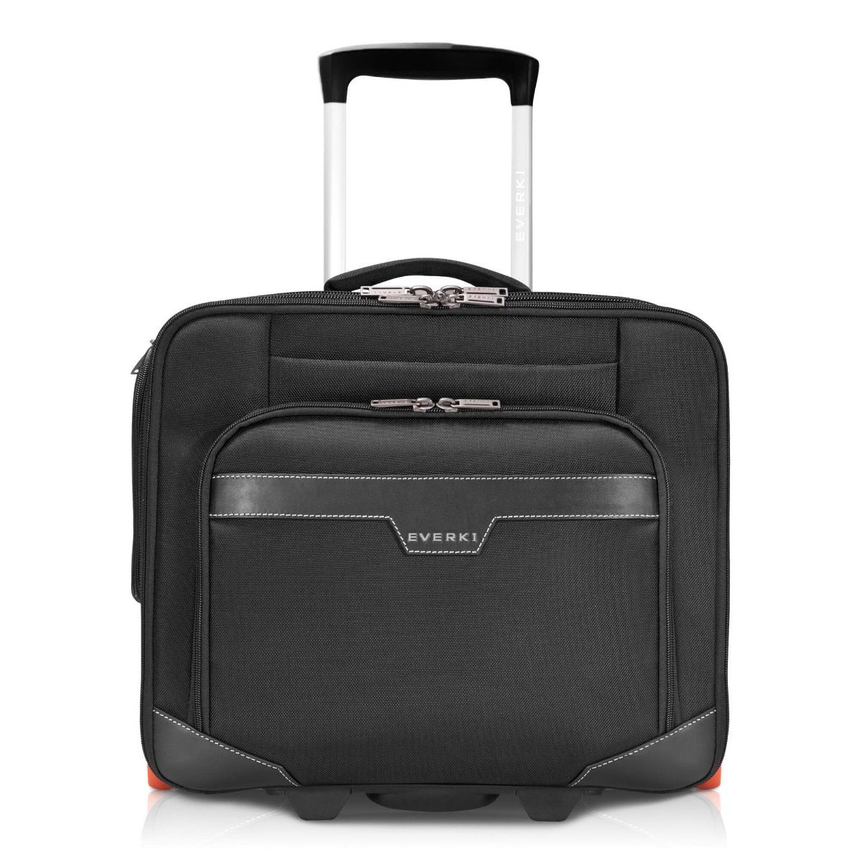 Everki 16in Journey Trolley Rolling Laptop Briefcase