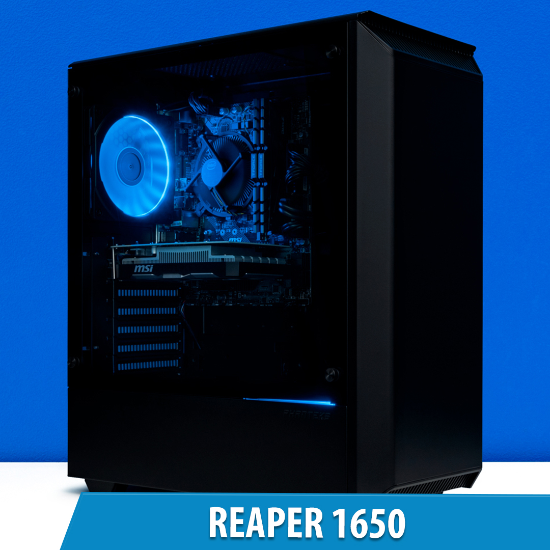 PCCG Reaper 1650 Gaming System