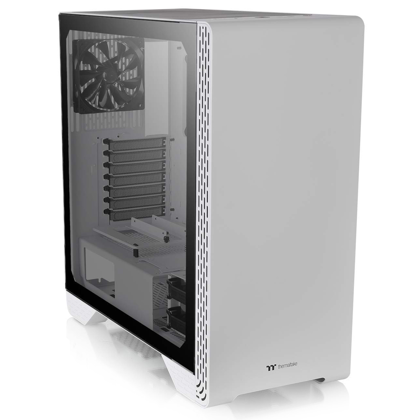 Thermaltake S300 Tempered Glass Mid-Tower Case Snow Edition