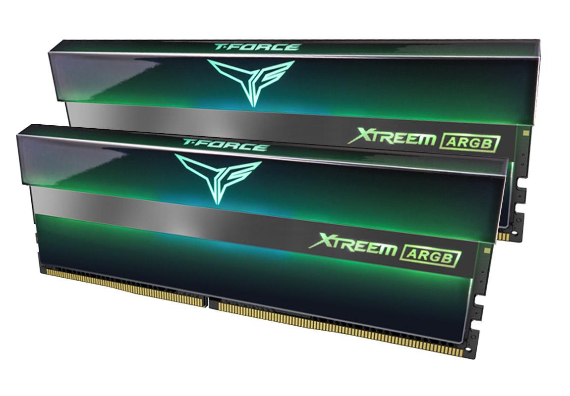Team T-Force XTREEM ARGB 16GB (2x8GB) 3200MHz CL16 DDR4