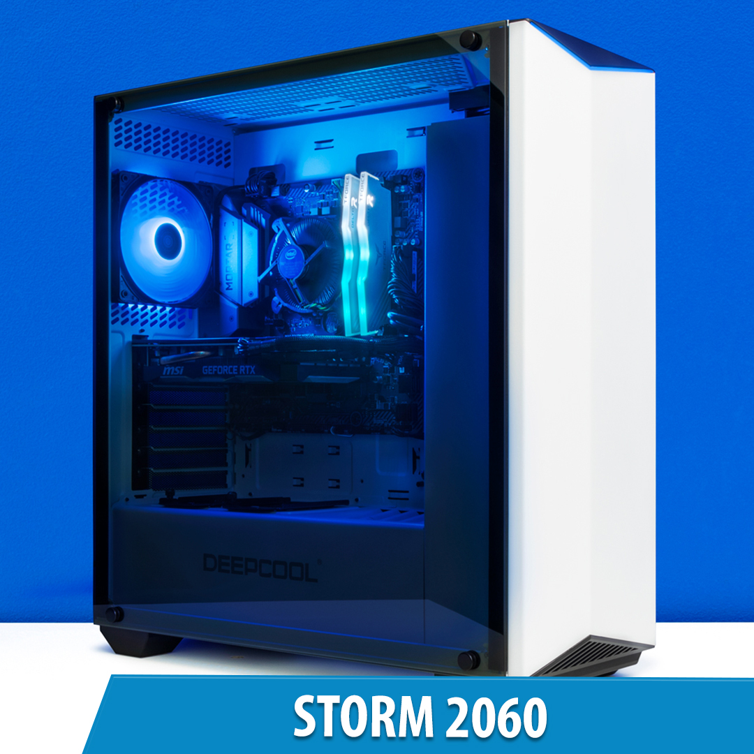 PCCG Storm 2060 Gaming System