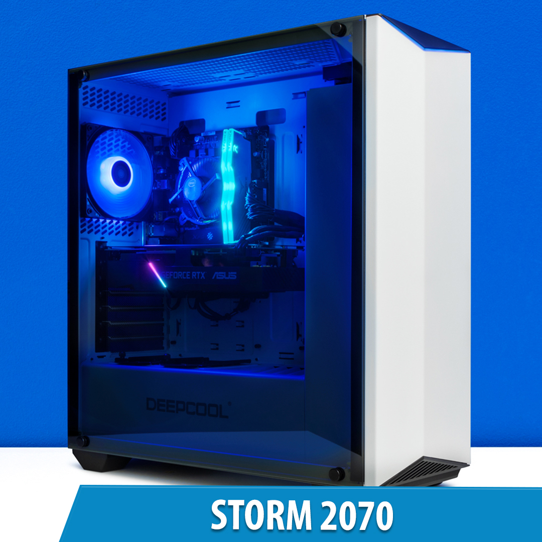 PCCG Storm 2070 Gaming System