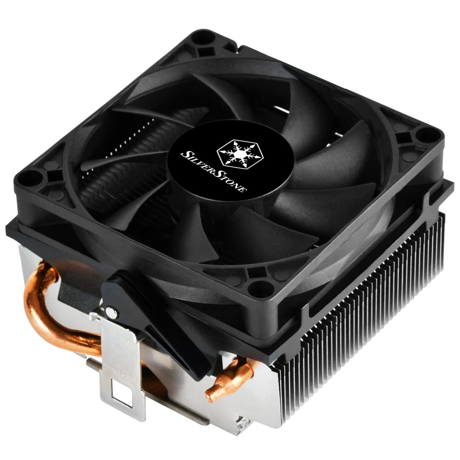 SilverStone KR01 Low Profile CPU Cooler