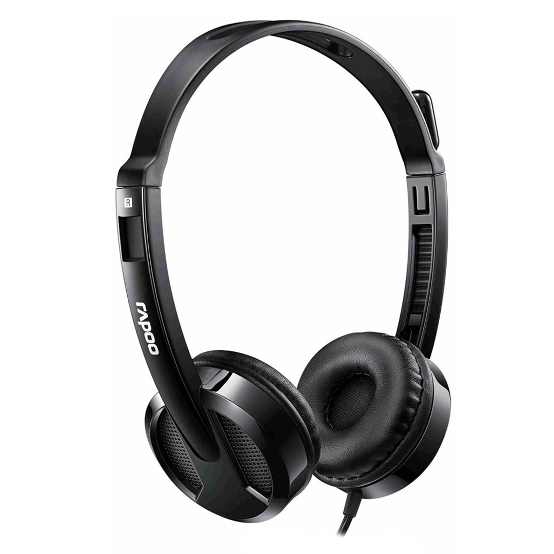 Rapoo H100 Wired Studio Headset