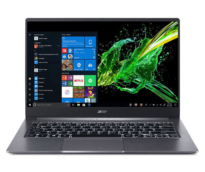 Acer Swift 3 Core i7 10th Gen IPS FHD 14in Laptop
