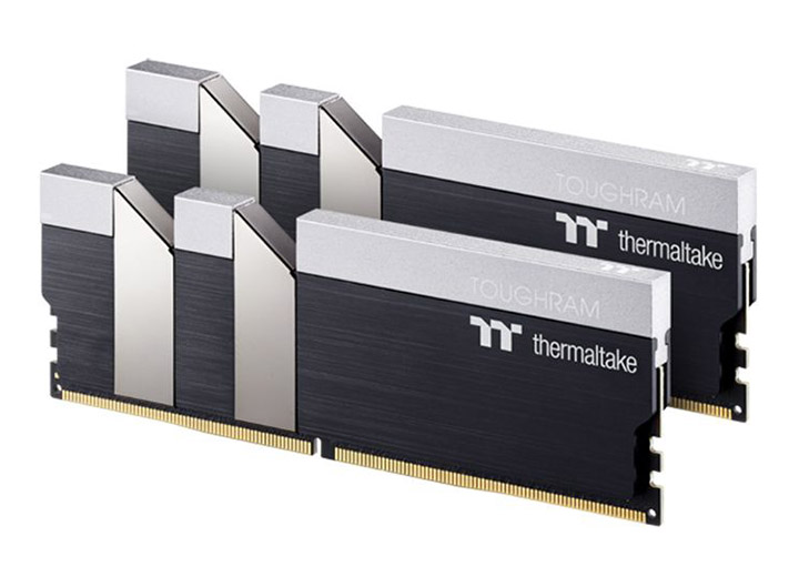 Thermaltake ToughRAM 16GB (2x8GB) 4000MHz CL19 DDR4 Black