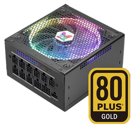 Super Flower Leadex III ARGB Pro 650W Power Supply Black