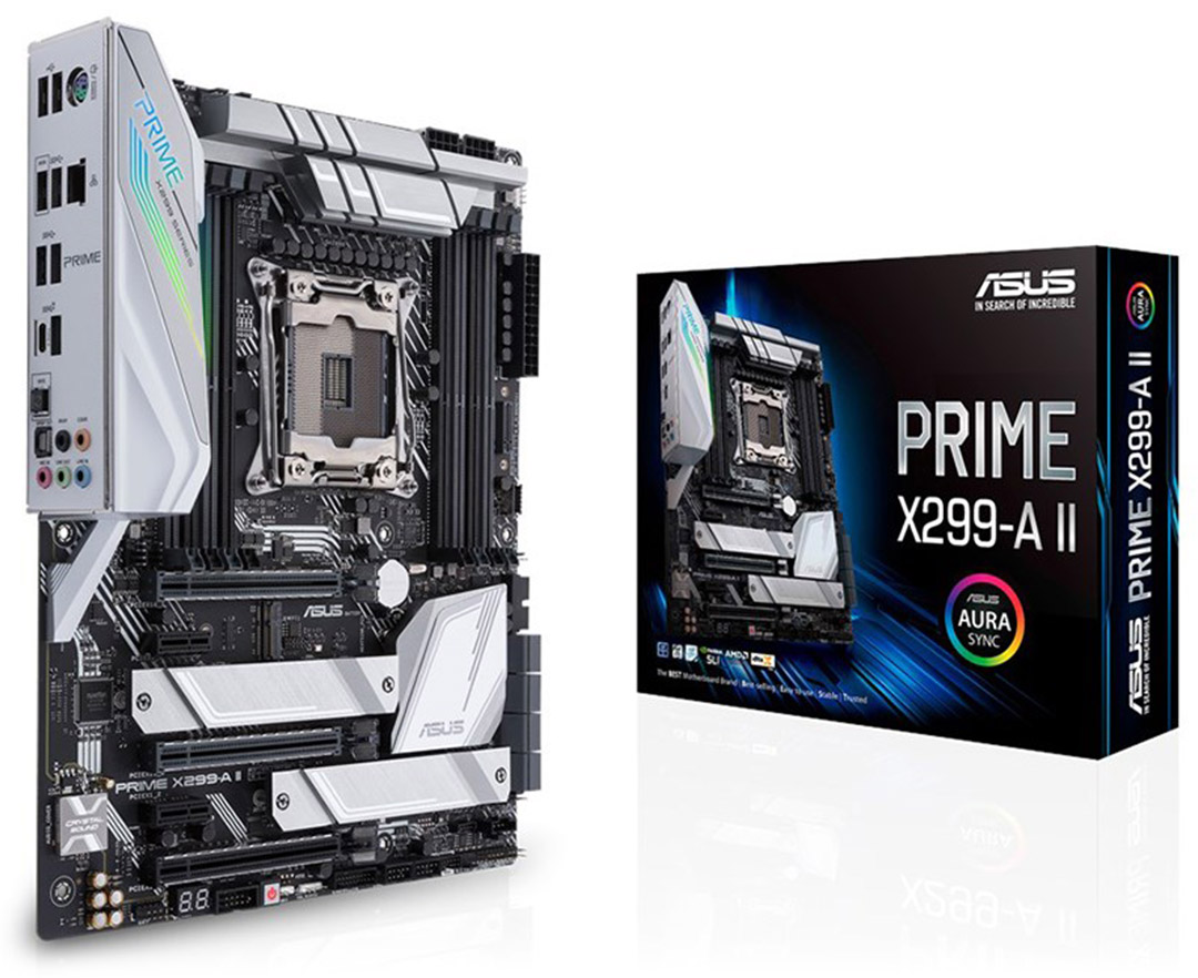 ASUS PRIME X299-A II Motherboard