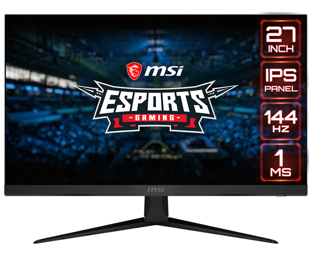 MSI Optix G271 FHD 144Hz FreeSync IPS 27in Monitor