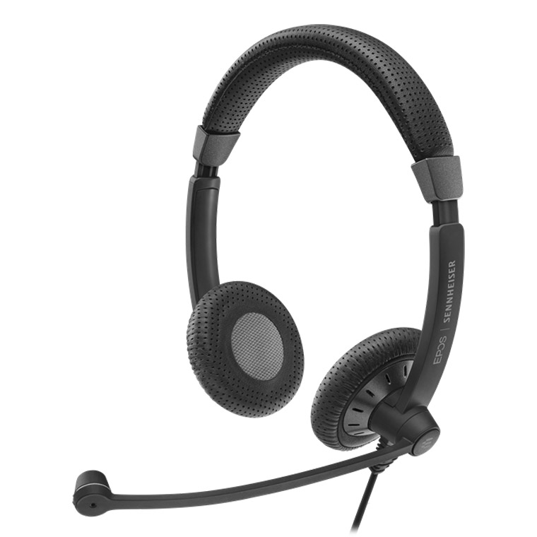 Sennheiser SC70 USB Wired Headset