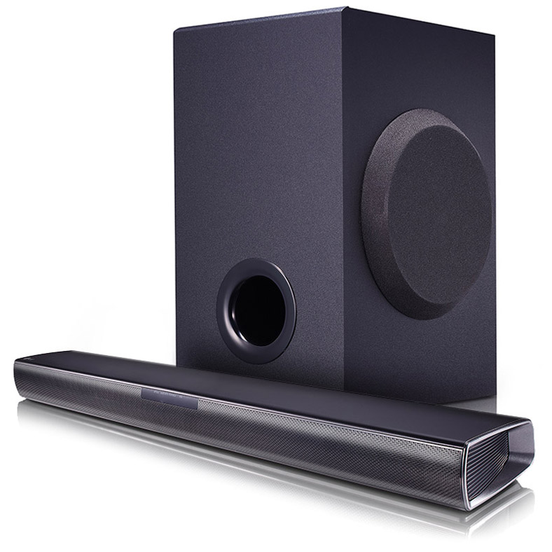 LG SJ2 Soundbar with Wireless Subwoofer