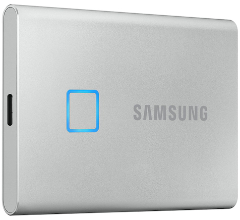 Samsung T7 Type-C Portable SSD 500GB