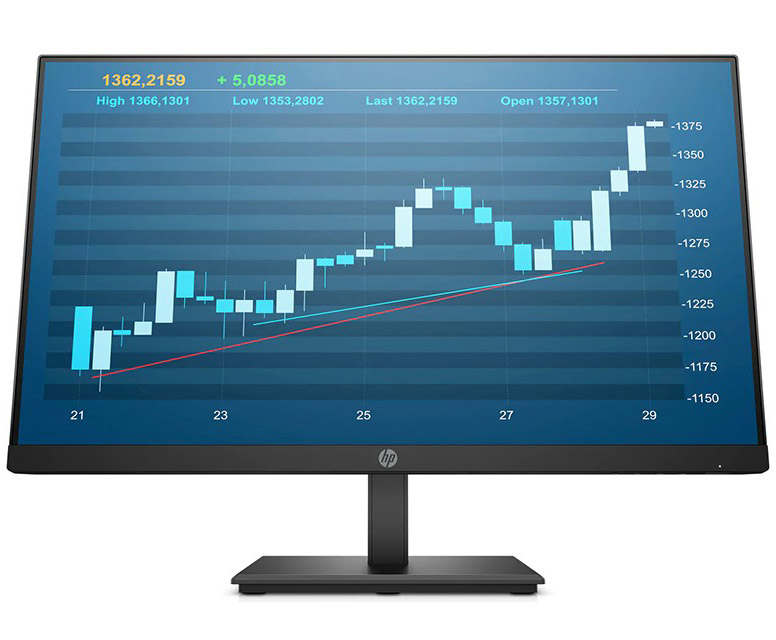 HP P244 FHD IPS 23.8in Monitor