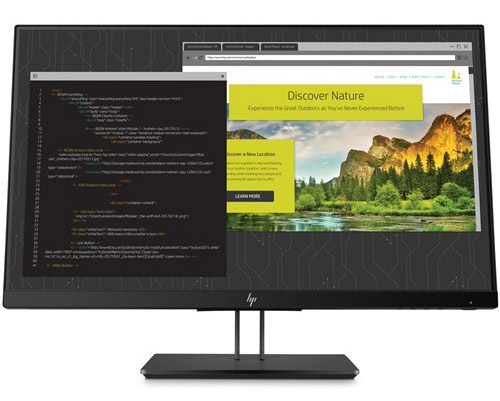 HP Z24nf G2 FHD IPS 23.8in Monitor