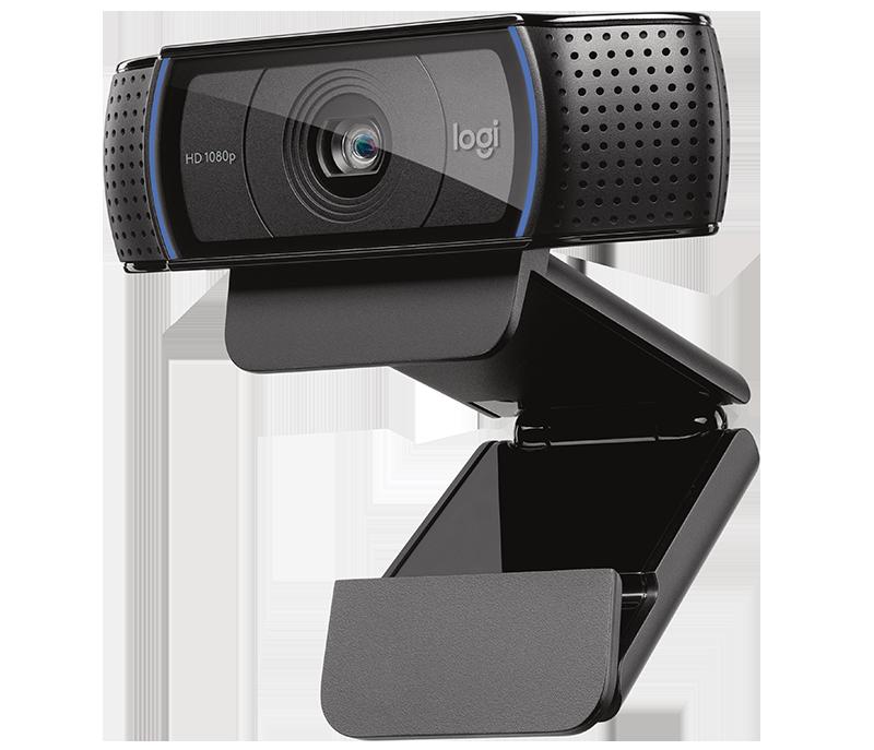 Logitech C920 HD Pro 1080P Webcam