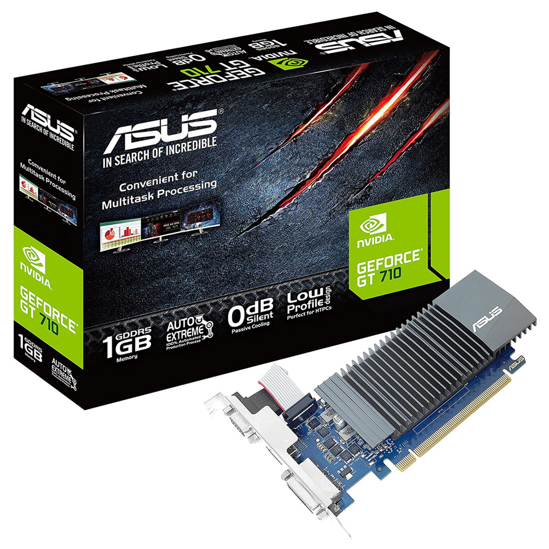 ASUS GeForce GT 710 1GB