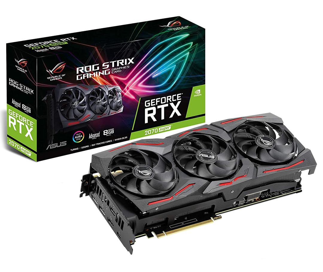ASUS ROG Strix GeForce RTX 2070 Super Advanced 8GB